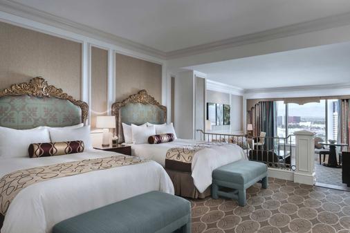 拉斯维加斯威尼斯人酒店 - 拉斯维加斯 - 睡房