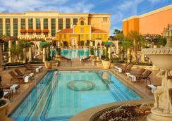 拉斯维加斯威尼斯人度假赌场酒店 - 拉斯维加斯 - 游泳池