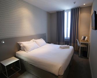 巴黎布洛涅阿克罗波利斯酒店 - 布洛涅比扬古 - 睡房