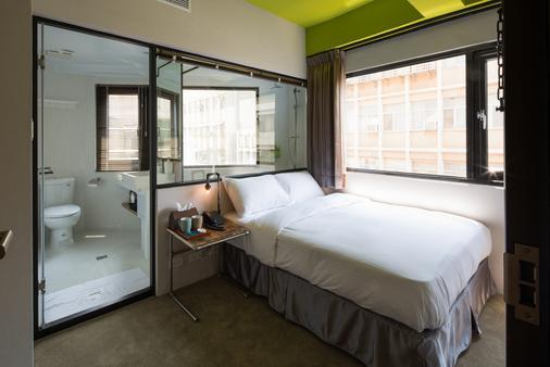 台北町记忆旅店 - 台北 - 睡房