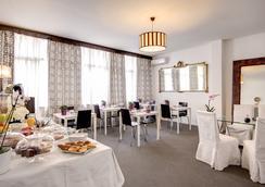 布尔本住宅酒店 - 罗马 - 餐馆