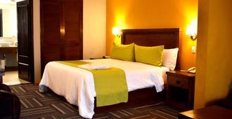 米纳斯皇家圣米格尔阿连德酒店 - 圣米格尔-德阿连德 - 睡房