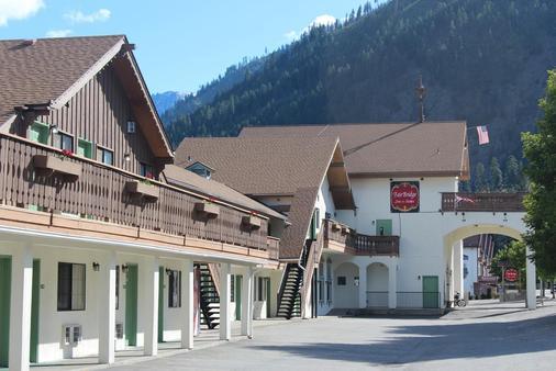 菲布丽套房酒店 - Leavenworth - 建筑