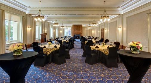 不列颠哥伦比亚联盟俱乐部酒店 - 维多利亚 - 宴会厅