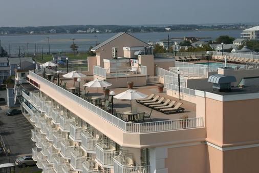 卡洛蒙特酒店 - 大洋城 - 阳台