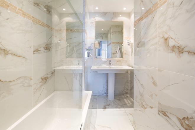 马塞娜酒店 - 尼斯 - 浴室