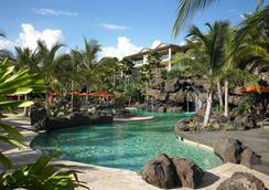 大韦利亚华尔道夫度假酒店 - 威雷亚马克纳 - 游泳池