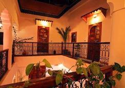 达萨巴酒店 - 马拉喀什 - 大厅