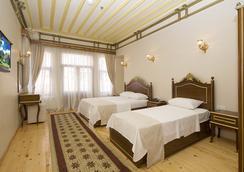 Hotel Gedik Pasa Konagi - 伊斯坦布尔 - 睡房