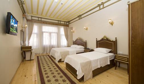 赫迪克帕萨孔纳吉酒店 - 伊斯坦布尔 - 睡房
