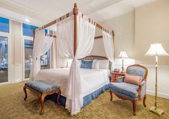 墨西哥格兰城市酒店 - 墨西哥城 - 睡房