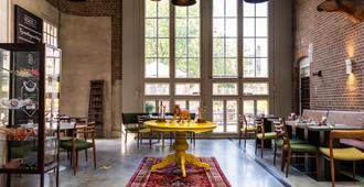 阿姆斯特丹哈伦酒店 - 阿姆斯特丹 - 餐馆