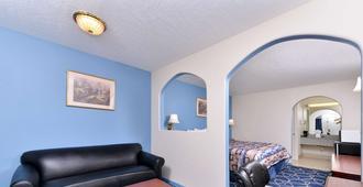 休斯顿/西北布鲁克美洲最佳价值酒店及套房 - 休斯顿 - 睡房
