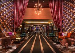 棕榈泉硬石酒店 - Palm Springs - 大厅