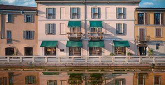 伯瑞拉梅森酒店 - 米兰 - 建筑