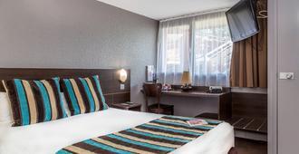 比亚里茨机场贝斯特韦斯特修尔酒店 - 比亚里茨 - 睡房