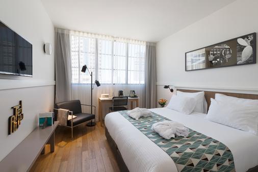 百合与花蕾精品酒店 - 特拉维夫 - 睡房