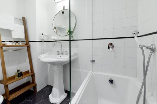 百合与花蕾精品酒店 - 特拉维夫 - 浴室