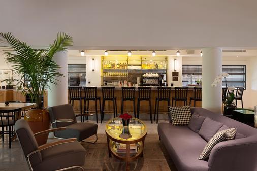 百合与花蕾精品酒店 - 特拉维夫 - 酒吧
