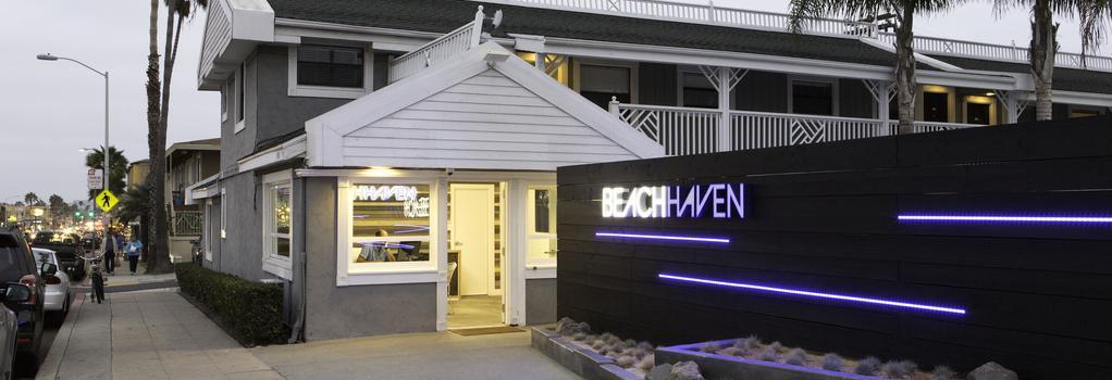 海滩天堂酒店 - 圣地亚哥 - 建筑