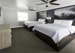 海滩天堂酒店 - 圣地亚哥 - 睡房