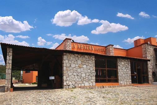 阿巴迪亚广场酒店 - 瓜纳华托 - 建筑