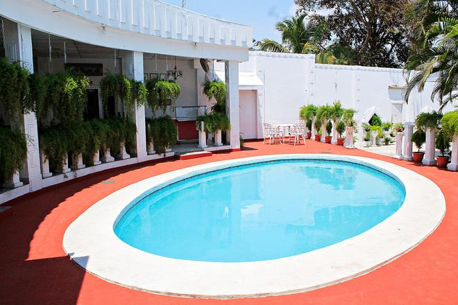格力西亚皇家酒店 - 圣萨尔瓦多 - 游泳池