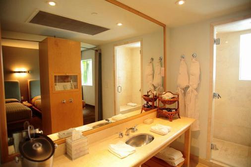 圣奥古斯丁酒店 - 迈阿密海滩 - 浴室