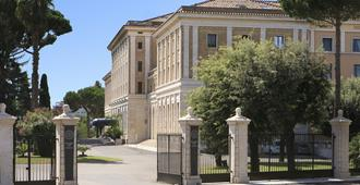 教会宫殿酒店 - 罗马 - 建筑