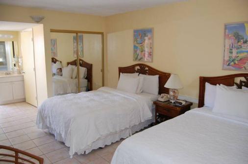 凯拉戈湾畔旅馆 - 基拉戈 - 睡房