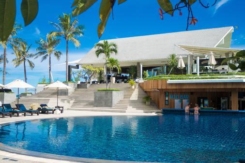 诺富特华欣七岩海滩度假酒店 - 华欣 - 游泳池