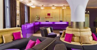 玛麦森酒店&住宿 - 莫斯科 - 大厅