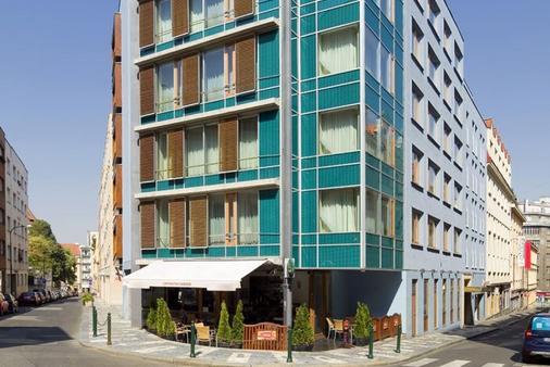 布拉格隆琴中心万豪行政公寓 - 布拉格 - 建筑