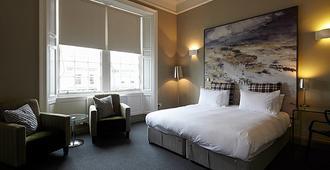 B+B爱丁堡旅馆 - 爱丁堡 - 睡房