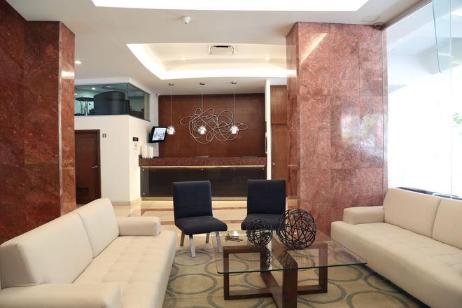 艾赫库蒂沃快捷酒店 - 瓜达拉哈拉 - 大厅