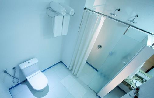伯格里酒店 - 伊瓜苏 - 浴室