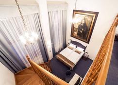 瑟雷斯迪住宅酒店 - 格但斯克 - 睡房