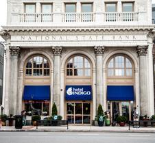 纽瓦克市中心英迪格酒店