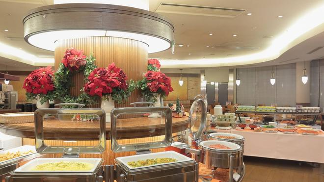 东京湾有明华盛顿酒店 - 东京 - 自助餐