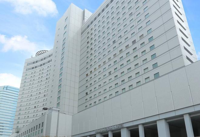 东京湾有明华盛顿酒店 - 东京 - 建筑