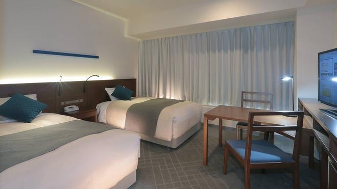 东京湾有明华盛顿酒店 - 东京 - 睡房