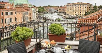威尼斯普林西皮酒店 - 威尼斯 - 阳台