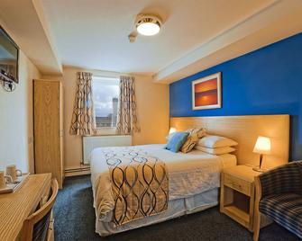 皇家海军俱乐部酒店 - 朴次茅斯 - 睡房