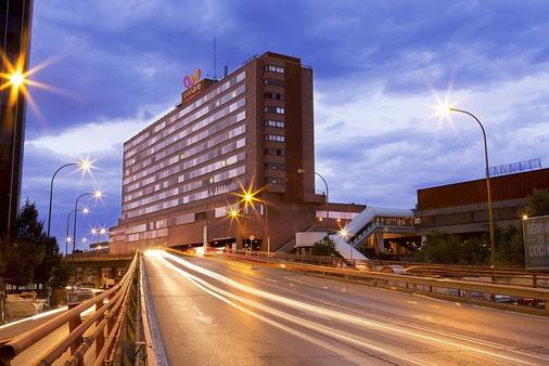 维尔查马丁酒店 - 马德里 - 建筑