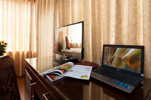 布兰迪2号酒店 - 河内 - 商务中心