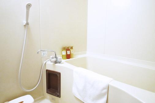 Mystays 大手前酒店 - 大阪 - 浴室