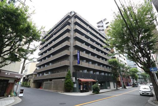 Mystays 大手前酒店 - 大阪 - 建筑