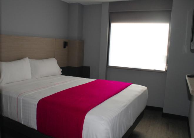 墨西哥机场酒店 - 墨西哥城 - 睡房