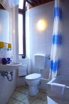 柏林英厄堡旅馆 - 柏林 - 浴室