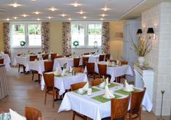 厄勒布劳克兰德宫酒店 - 圣彼得奥尔丁 - 餐馆